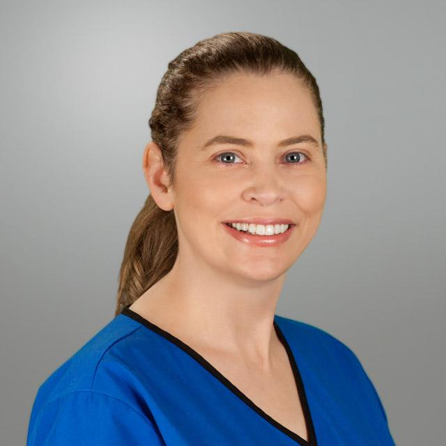 Portrait of Amanda Clark, DPO, OSC